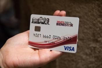 Alertan sobre falso trámite en línea para tarjeta de Bienestar