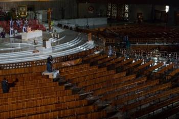 Segob solicita a las iglesias suspender misas y rituales
