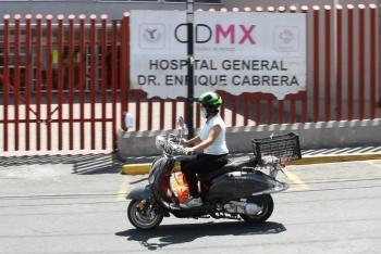 Se mantienen CDMX, Edomex y Jalisco con más contagios