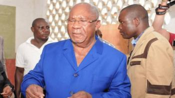 Muere expresidente del Congo por coronavirus