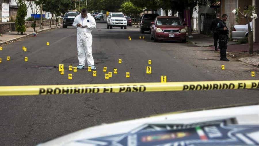 Pese a Covid-19, marzo cerró con más homicidios en 16 meses