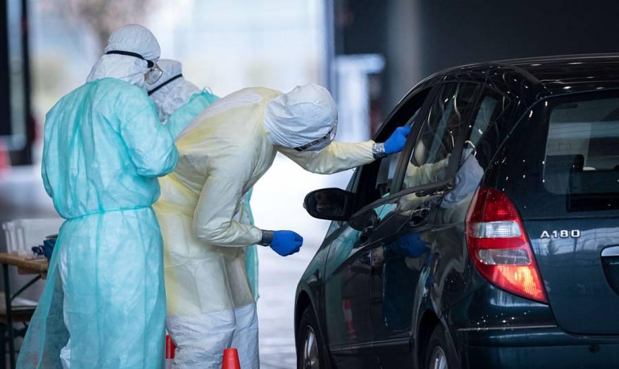 Alemania reporta cinco mil 453 casos nuevos de coronavirus