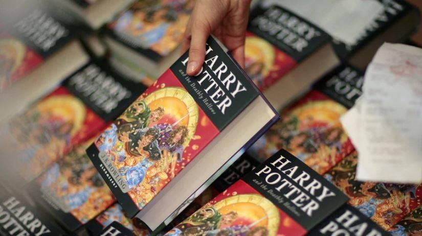 Harry Potter en casa, diversión para niños en aislamiento: JK Rowling