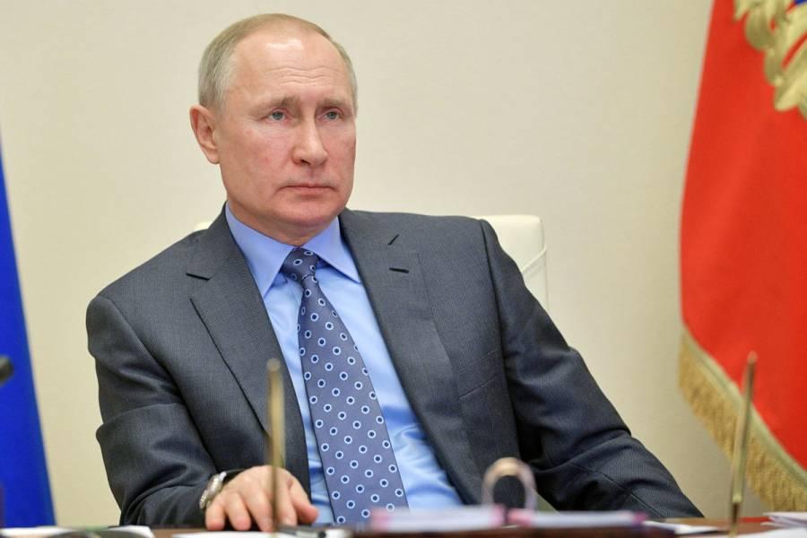 Putin pide solución conjunta en crisis del petróleo
