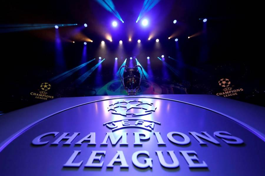 UEFA suspende la Champions