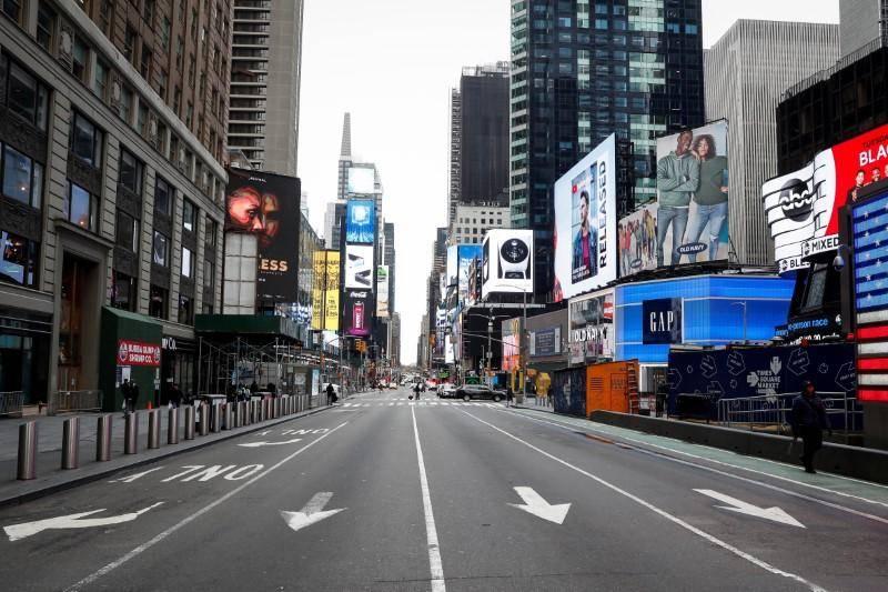 A finales de abril, Nueva York podría llegar a su 'pico' de casos de coronavirus