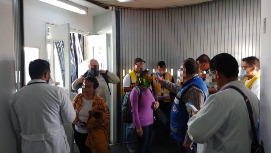 Arriban a México 280 connacionales repatriados desde Argentina