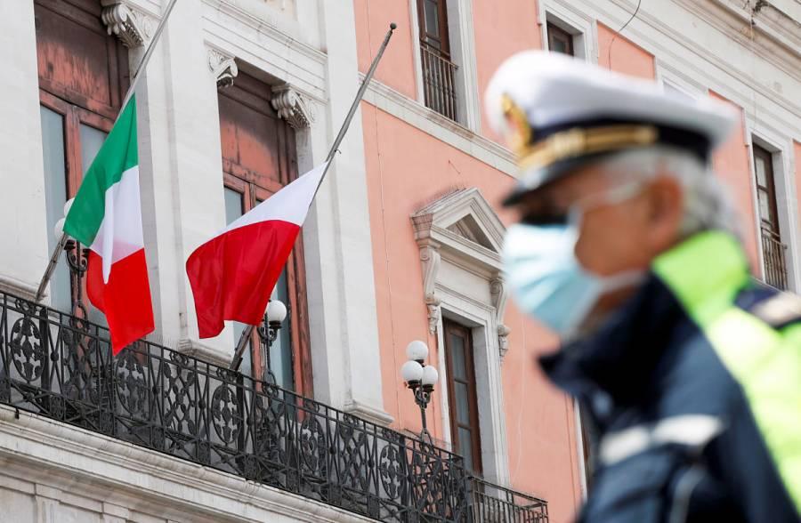 Italia extiende cuarentena por Covid-19 hasta el 13 de abril