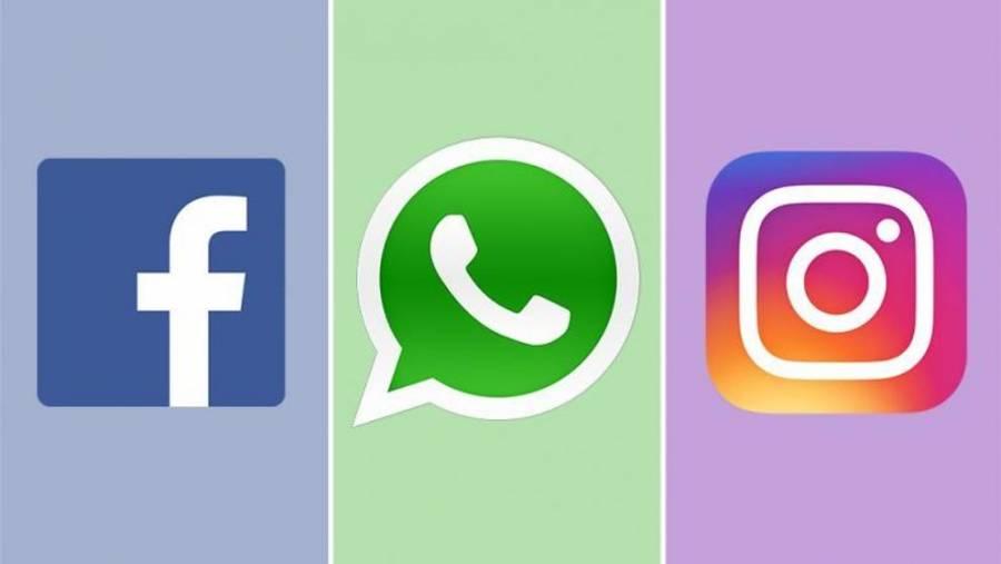 WhatsApp, Facebook e Instagram falla en plena cuarentena