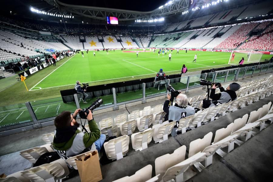 Serie A pretende reanudar en mayo