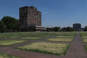 UNAM descarta volver a clases antes del 30 de abril