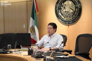 Mario Delgado llama a la concordia en el país, ante emergencia por coronavirus