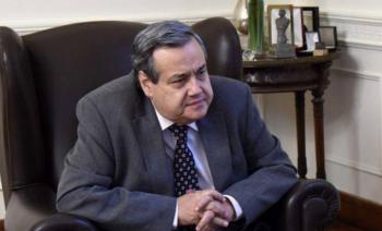 Muere cónsul de Chile por coronavirus en Argentina