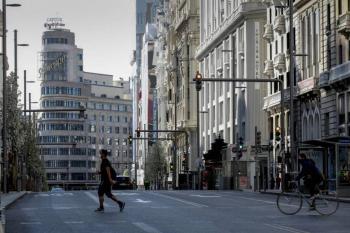 Madrid endurecería medidas para evitar propagación de coronavirus