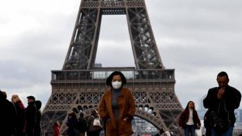 509 muertos en Francia en un día ya superan los 4,000 decesos