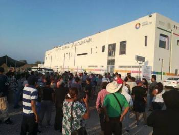 Amenazan con quemar hospital si acepta a pacientes con Covid-19 en Morelos
