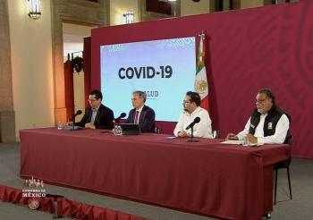 Descarta López-Gatell existencia de pruebas rápidas para Covid-19