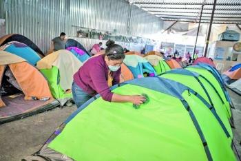 Comarpide a migrantes abstenerse de trabajar durante la cuarentena