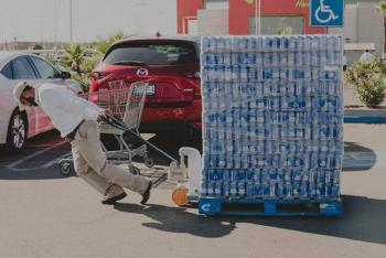 Realizan compras de pánico de cerveza en Monterrey Nuevo León