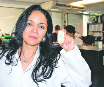 IPN prueba medicamento contra Coronavirus