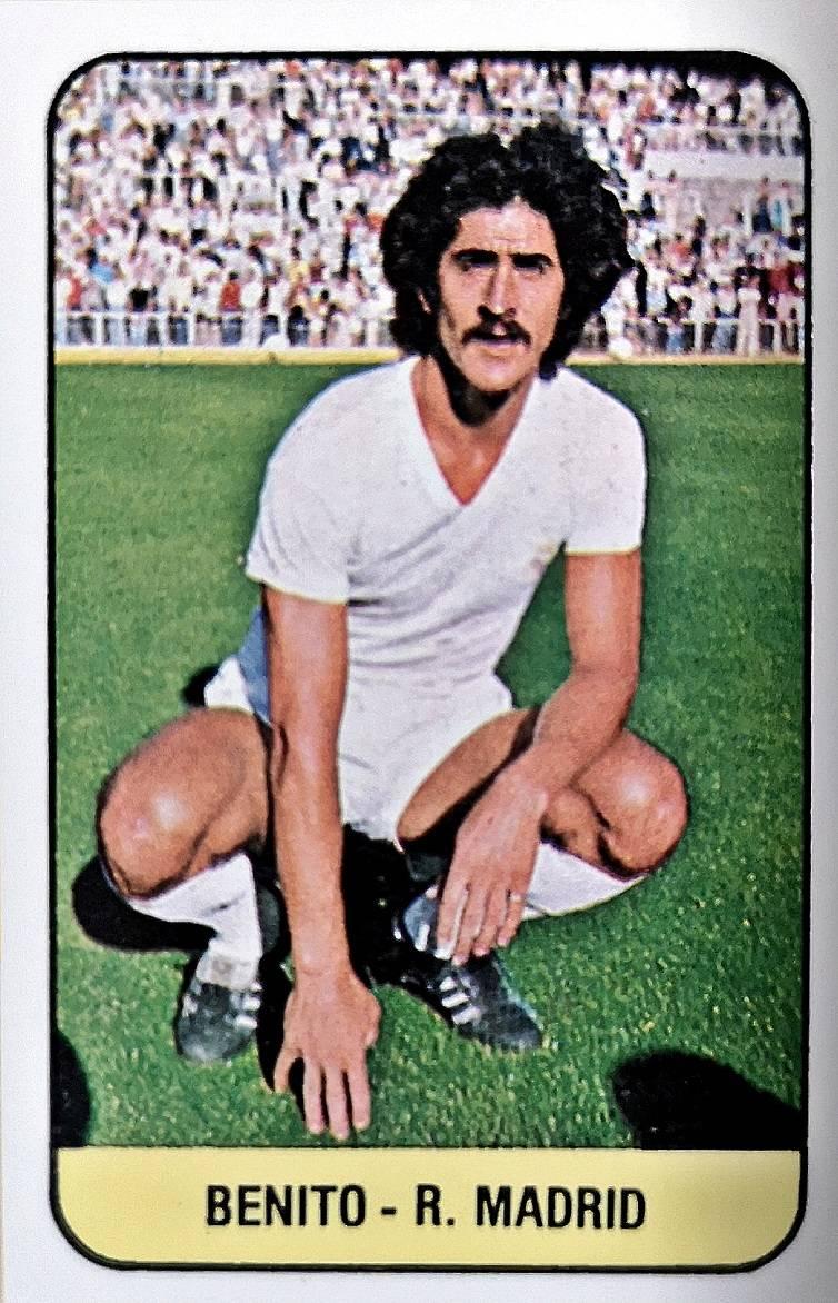 Gregorio 'Goyo' Benito, leyenda del Real Madrid fallece