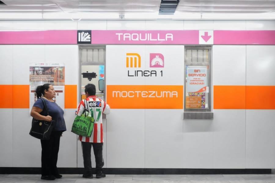 Cerrarán taquillas del Metro por Covid-19 a partir de las 18:30 horas