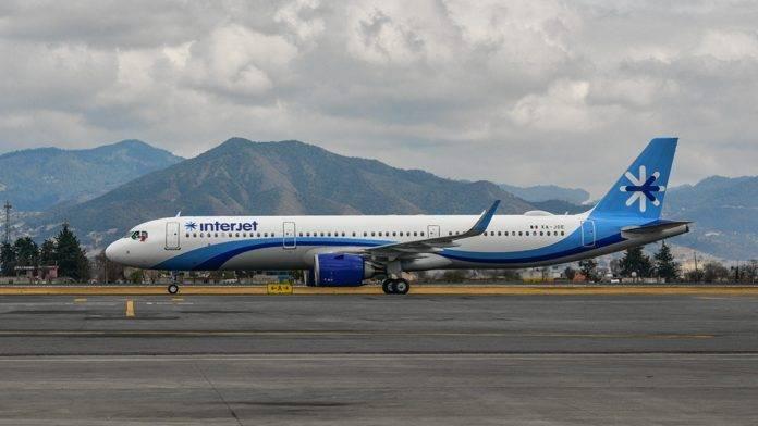 Interjet pide a aerolíneas hacer un frente común ante COVID-19