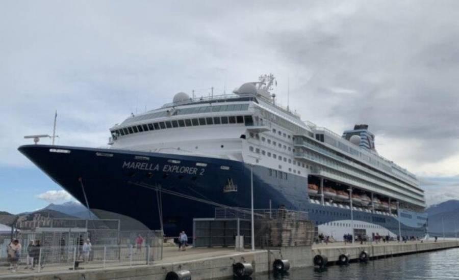 En EU niegan el paso a 33 mexicanos que intentaron bajar de un crucero en San Diego