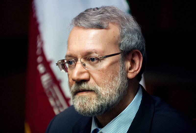 Presidente del parlamento iraní da positivo de Covid-19