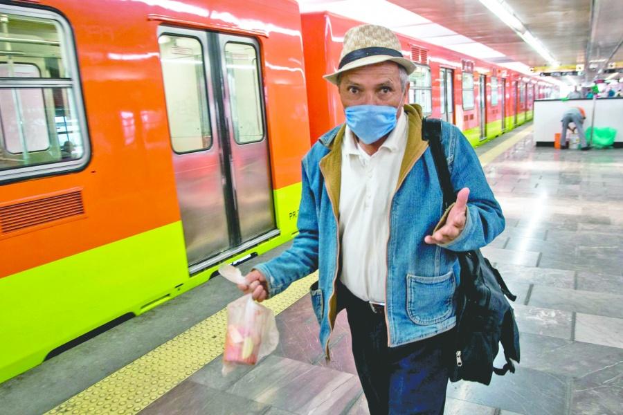Metro cerrará taquillas en su último horario por la emergencia sanitaria