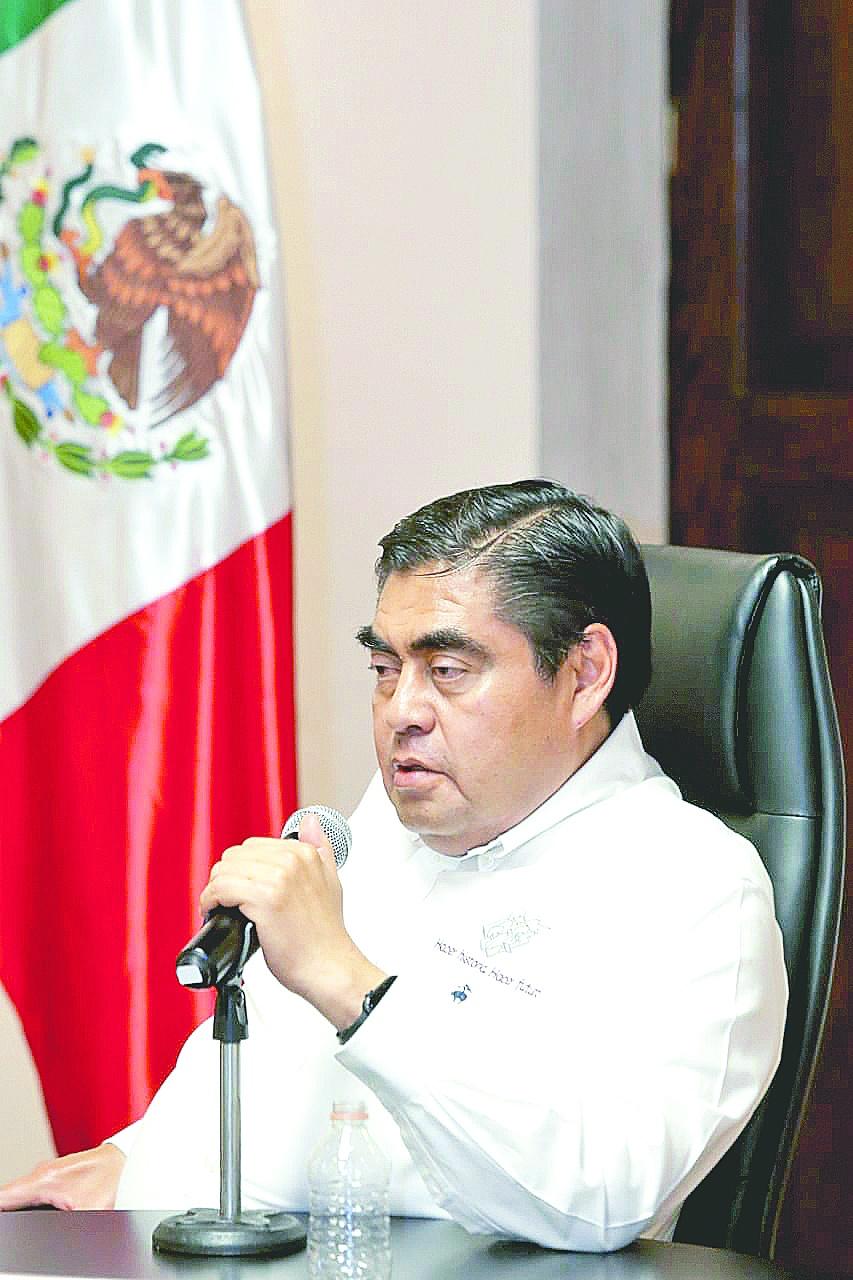 Desmantelan inmueble con droga, en Puebla
