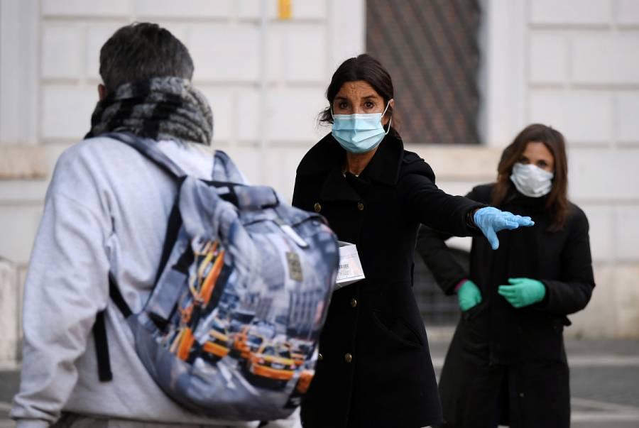 Muertes por Covid-19 en Italia vuelve a subir; reportan 760 decesos