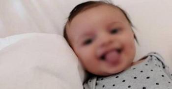 Bebe de 2 meses se salva del coronavirus