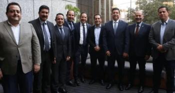 Gobernadores del PAN solicitan recursos para atender Covid-19