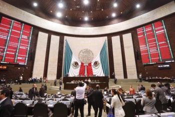 Proponen facultar al Congreso mexicano para que sesione de manera remota