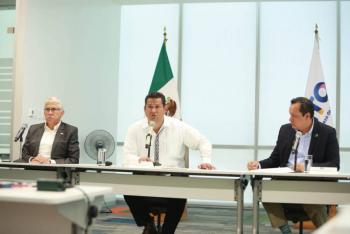 Gobernador y Presidentes Municipales reforzarán acciones ante COVID-19