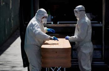 España supera los 10 mil muertos tras otro récord diario por Covid-19