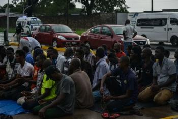 Exigen 100 ONG liberar a migrantes para evitar contagios