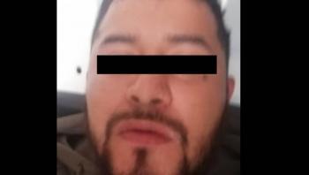 """Cae """"El Fabian"""" se sospecha que planeaba la logística de los saqueos en el área metropolitana"""