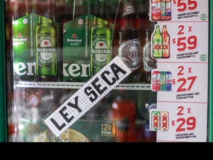 Divertida reacción ante Ley Seca en Nuevo León
