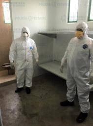 Penal de Nezahualcoyotl será utilizado como nosocomio para atender presos con Covid-19