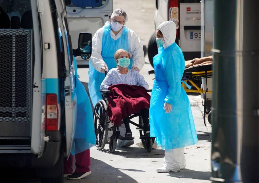 España supera a Italia en cifra de infectados por coronavirus