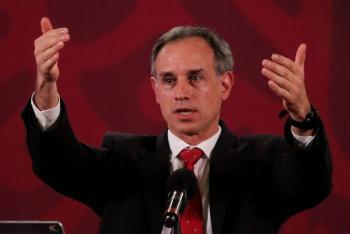 Suficiente, infraestructura para enfrentar la pandemia: López-Gatell