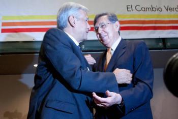 28 políticos, economistas y académicos piden a AMLO un acuerdo para evitar pobreza por el Covid-19