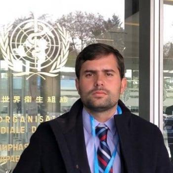 Alejandro Svarch, el funcionario de Insabi que le robó cámara a López-Gatell