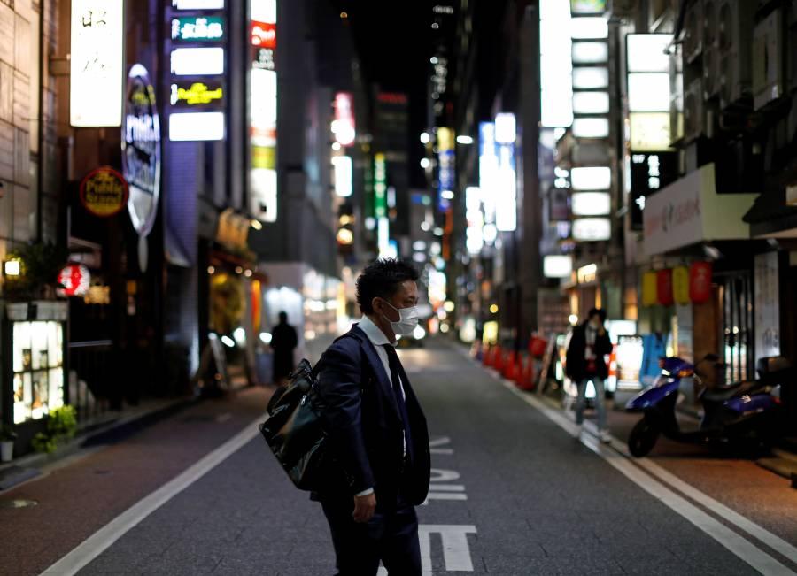 Tokio reporta 118 infectados por coronavirus