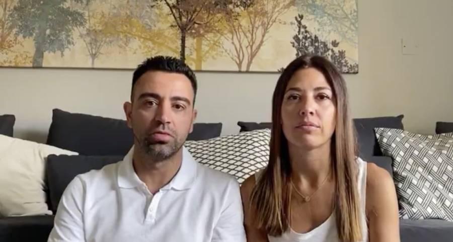 Xavi Hernández hace millonaria donación para combatir al Covid-19