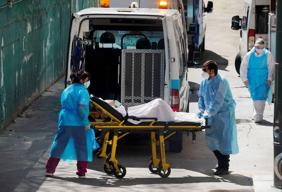 España reporta más de 11 mil muertos por Covid-19