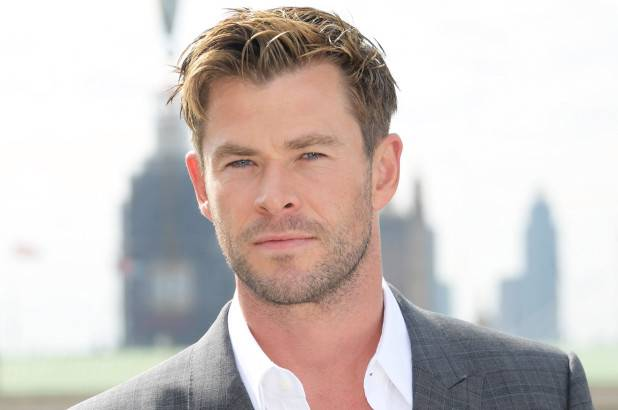Chris Hemsworth, devastado por la muerte de Andrew Jack