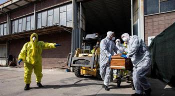 Se reducen las muertes por coronavirus en Italia